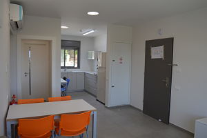 bachelor dorms Kitchen dinning room